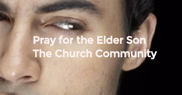 Pray for the Elder Son - That the local church community will embrace the Prodigal and set aside jealousy, judgments and insecurity.